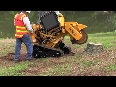 Red Roo SP5014TRX Stump Grinder