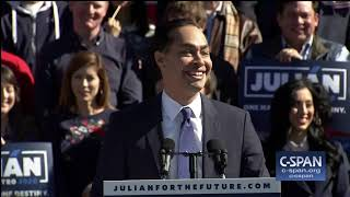 Julián Castro 2020 Presidential Bid Announcement - FULL SPEECH (C-SPAN)