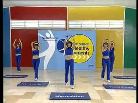 Senam Aerobik video
