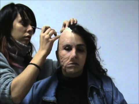 Maquillaje Protésico.Caracterización