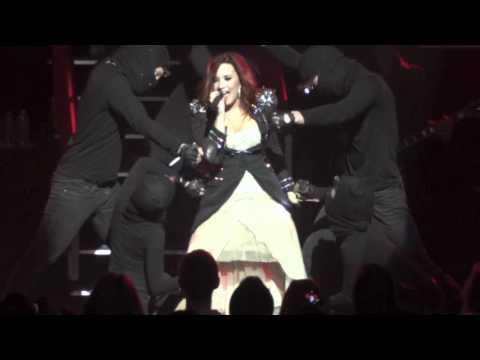 Demi Lovato HD - Unbroken - Rosemont Theatre - Chicago 2011 Music Videos