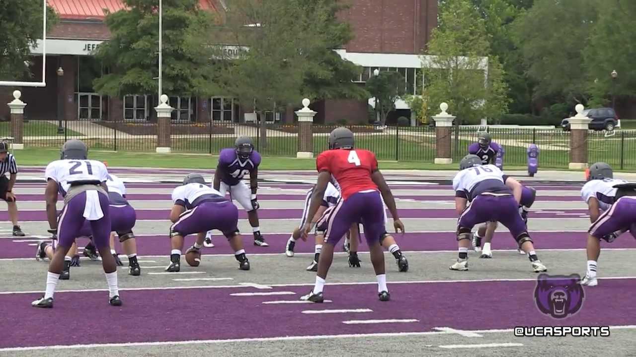 Central Arkansas Football 2013 Central Arkansas