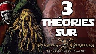 3 THÉORIES sur PIRATES DES CARAÏBES 5 : La Vengeance de Salazar