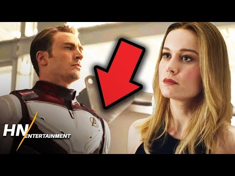 Avengers: Endgame Official Trailer 2 BREAKDOWN & Things Missed
