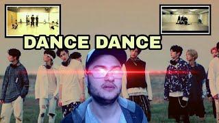 REACT DANCE PRACTICE STRAY KIDS VOICES, VIXX SHANGRI LA E UNIQ EOEO