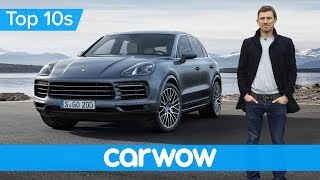 New Porsche Cayenne SUV 2018 - a 'huge' improvement? | Top10s