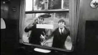 The Beatles-A Hard Days Night (Trailer)