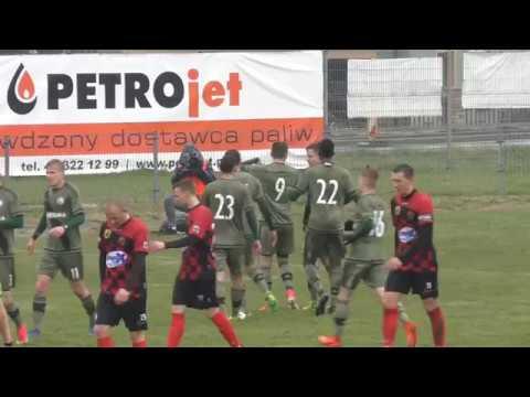 Oskar Przysucha - Legia II Warszawa 26.04.2017 (bramki)