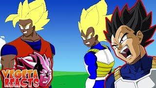 Download Lagu Vegeta Reacts To If Goku and Vegeta were Black PART 2! (Dbz Parody) Gratis STAFABAND