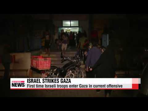 Israel warns Gaza residents to leave before strikes