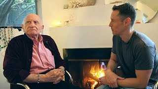 95 Yr Old Man Comes Out As Gay For Amazing Reason
