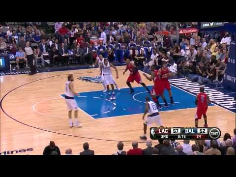 WTF, Dick Stockton? - Clippers @ Mavericks - 2013.03.26