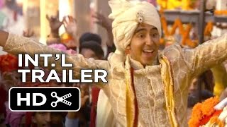 The Second Best Exotic Marigold Hotel Official UK Trailer #1 (2015) - Dev Patel, Judi Dench Movie HD