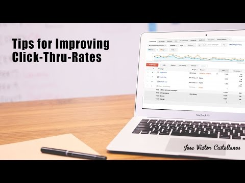 How To Improve Adwords Click Thru Rate CTR   Tips to Improve CTR in Adwords Campaigns