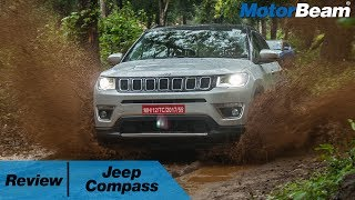 Jeep Compass Review - 5 Good/Bad Bits | MotorBeam