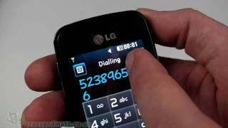 LG GS290 Cookie Fresh unboxing video