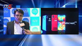 Yuho Smartphone Launches In Telugu States