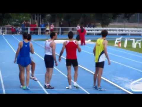 Club Atletismo Puertollano, Campeón Regional Absoluto en 4 x 400 Toledo 2013