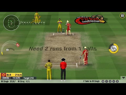 CSK vs RCB 35th T20 Match Full Highlights Vivo IPL 2018 5th May 2018 WCC2 Gameplay