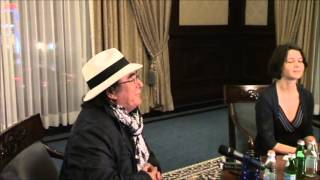 Al Bano & Romina Power interview in Moscow 2013 / Аль Бано и Ромина Пауэр интервью в Москве 2013