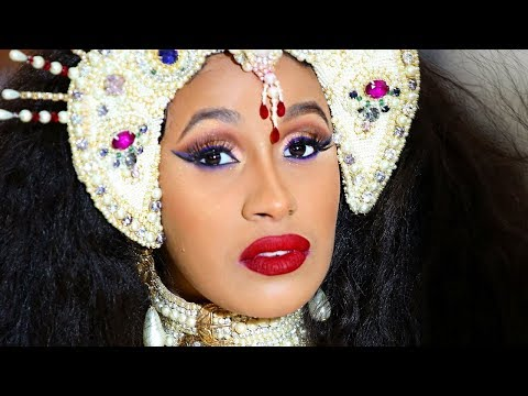 Cardi B Reacts To Violent Met Gala Fight Video | Hollywoodlife