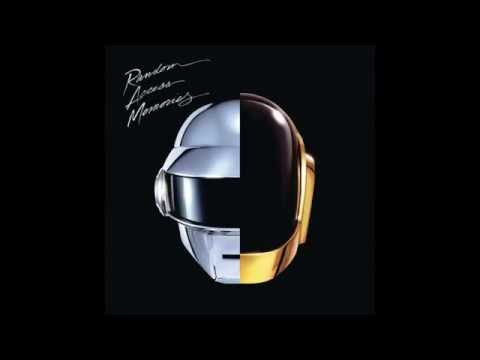 Daft Punk Feat. Julian Casablancas - Instant Crush Random Access Memories