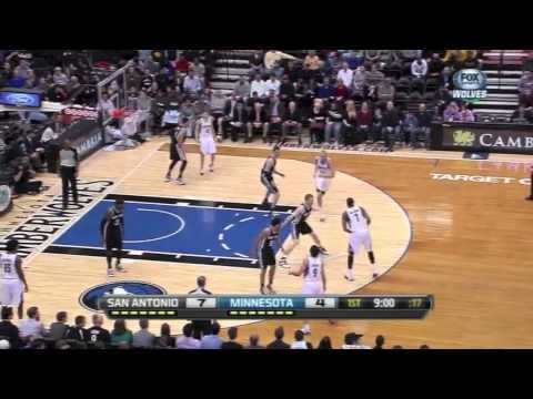 Minnesota Timberwolves Set Plays Package For Kevin Love & Ricky Rubio Best Basketball Plays