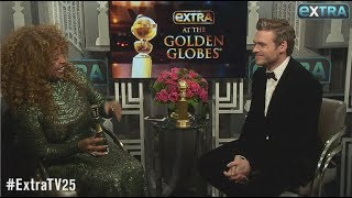 Golden Globe Winner Richard Madden Reflects on What He Was Doing Exactly a Year Ago