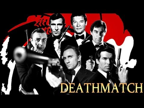 James Bond 007: Movie Deathmatch