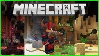 Minecraft: Warlords #2 - HIDEY HOLE! w/ EthanRPro (Hypixel Warlords Server)