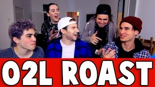 Download Lagu O2L ROASTS EACH OTHER Gratis STAFABAND
