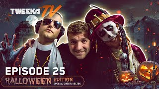 Tweeka TV - Episode 25 (The Halloween Edition with Special Guest: Keltek)