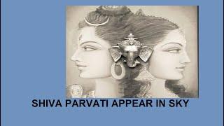 Shiva Parvati Ganesha Appearing  MVI 0558