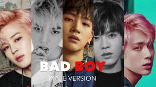 ♂ Male Version | Red Velvet - BAD BOY [HQ AUDIO]