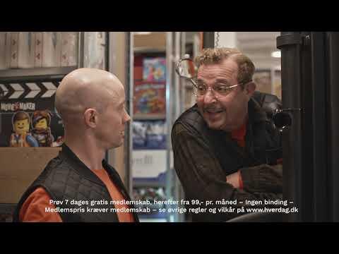 Hverdag.dk | Reklamefilm 3 - En elefant i et fuglebur (Kampagne U24)