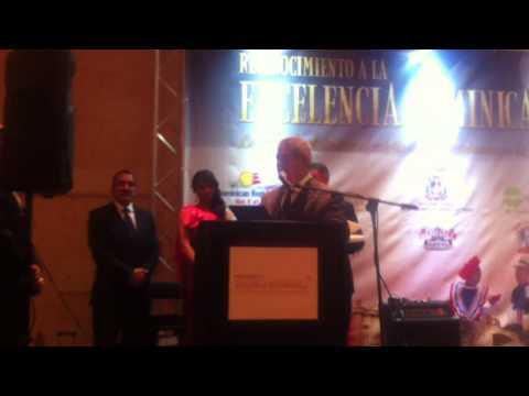 Premio a la Excelencia Dominicana a la actriz Wendy Regalado 2013