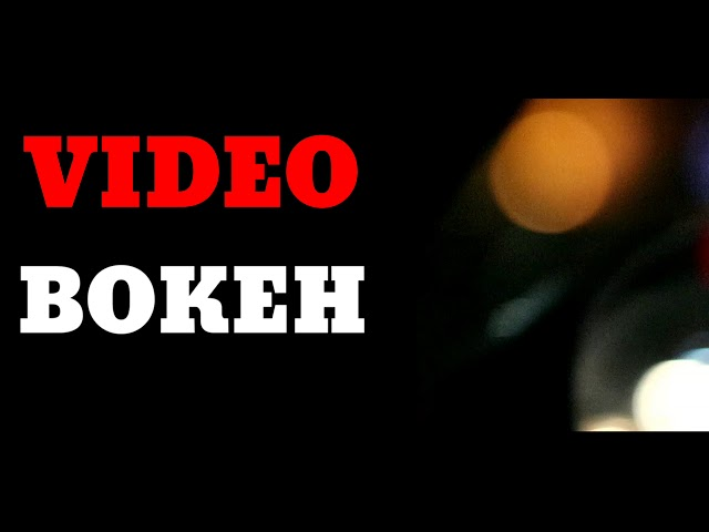 VIDEO BOKEH | M10 + YN50MM F1.8.... thumbnail