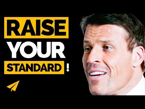 Tony Robbins's Top 10 Rules For Success