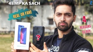 Honor View 20 - 4 Reasons To Buy | The REAL Flagship KILLER !!