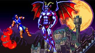 Castlevania Dracula X (SNES) Final Boss Dracula - No Damage, No Sub Weapons