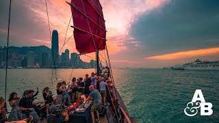 Above & Beyond Deep Warm Up Set #ABGT300 Live on Victoria Harbour, Hong Kong (Full 4K Ultra HD Set)