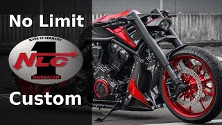 Harley Davidson V Rod | AGERA-R by No Limit Custom | Motorcycle Muscle Custom