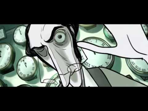 Tehran International Silent Film Festival Animation Trailer