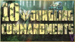 10 Things ALL Junglers Must Do: Ultimate Jungle Guide | League of Legends