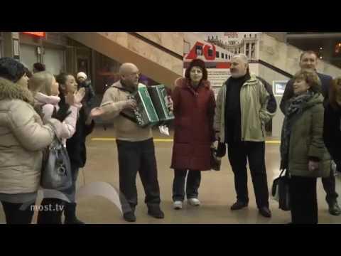 В Липецке пели песни на украинском языке