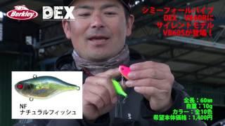【DEX VB60S 製品解説】