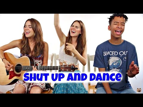 Shut Up And Dance - WALK THE MOON (cover)