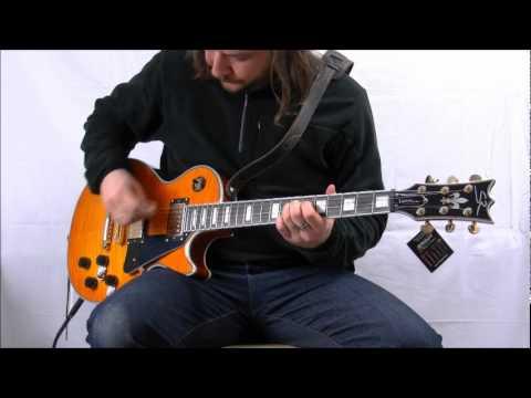SR Guitars SRLP Luxe Saturation#1