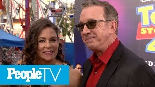 Tim Allen On What The Franchise Means To Him And CoStar Tom Hanks | PeopleTV