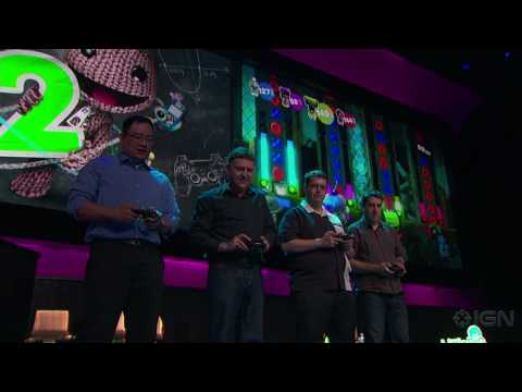 Little Big Planet 2 Demo - E3 2010